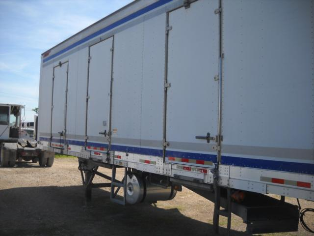 2002 Great Dane Insulated Storage Trailers For Sale In