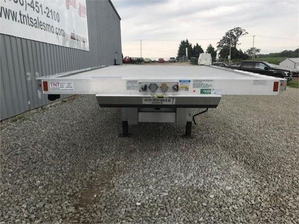 2022 Fontaine [qty: 12] 48x102 revolution aluminum drop deck