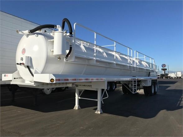 2020 Dragon 130 bbl water/vac tanker, 5,460 gallon capacity, n