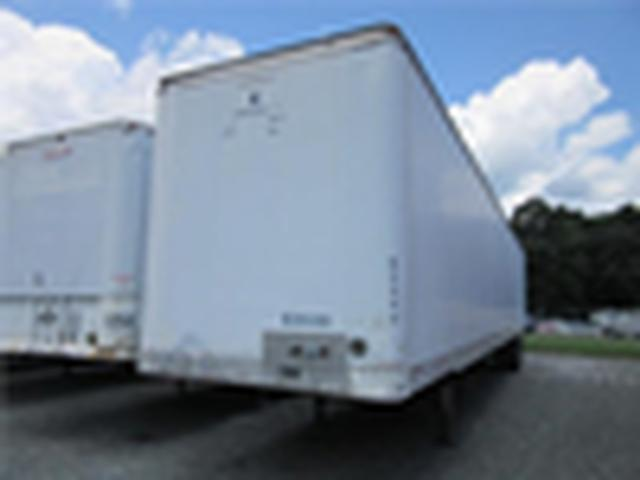 1998 Trailmobile 53x102 spring ride swing door dry vans