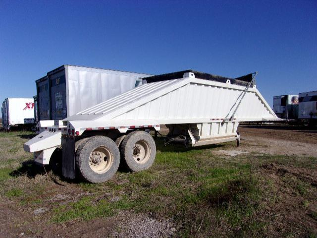 2011 Construction Trailer Specialist cts belly dump