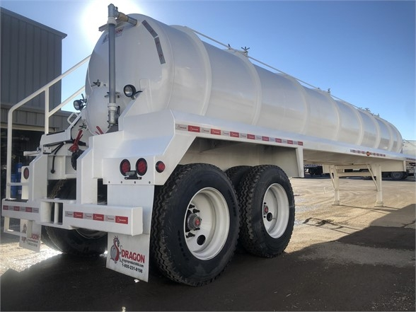 2019 Dragon rental available!! 130 bbl water/vac tanker, airri