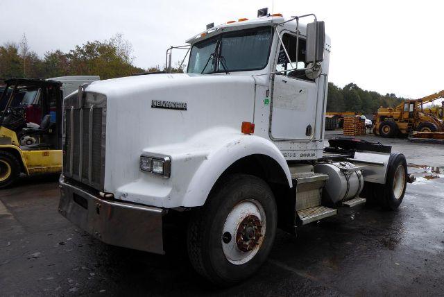 1997 KENWORTH T800 SALVAGE TRUCK #668804