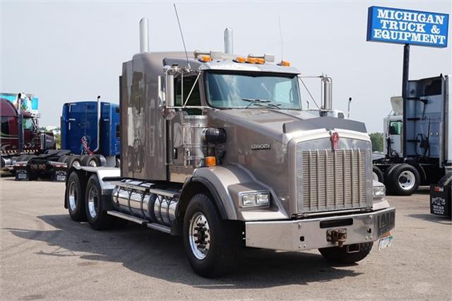 2007 Kenworth T800$79,900