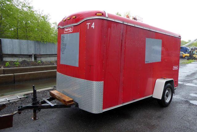 2004 Haulmark ts6x12ds2