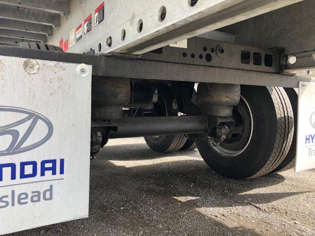 2020 Hyundai Combo 48 S Flatbed Trailer In Fontana