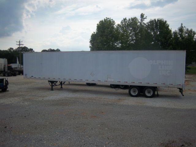 2004 Strick 53x102 dry van