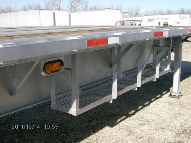 1997 Wabash Flatbed Trailer In Fort Worth Texas Lone