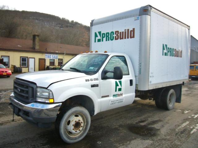 2003 FORD F450 SALVAGE TRUCK #259152