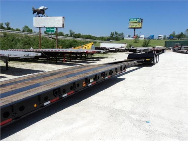 2020 Fontaine lxt 40 ton double drop extendable