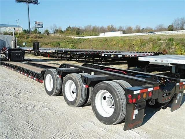 Lowboy Trailers For Sale At Trucker To Trucker Upcomingcarshq Com