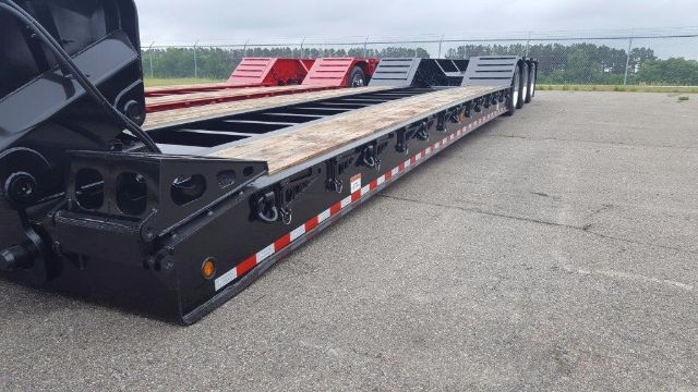 2018 Kaufman 50 Ton Detachable Lowboy (Nationwide Delivery) - Lowboy on wire sleeve, wire lamp, wire clothing, wire cap, wire leads, wire nut, wire ball, wire connector, wire antenna, wire holder,