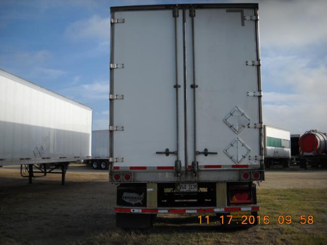 2004 Wabash 48x102 dry vans