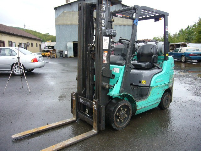 2005 MITSUBISHI FGC25N LIFT EQUIPMENT #258840