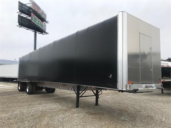 2020 Fontaine new 48 x 102 revolution all aluminum flat with aer