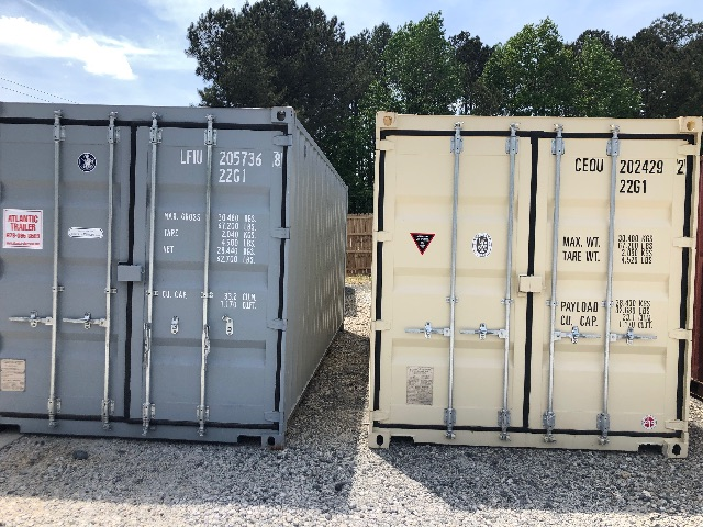 2019 One Trip Container For Sale in Lilburn, GA | Used Semi