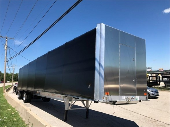 2021 Fontaine 53 x 102 revolution all aluminum flatbeds ca legal