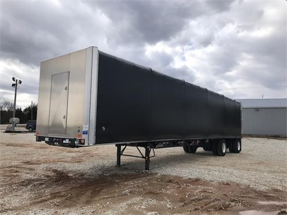 2019 Fontaine 48x102 infinity combo flatbed w/ new con