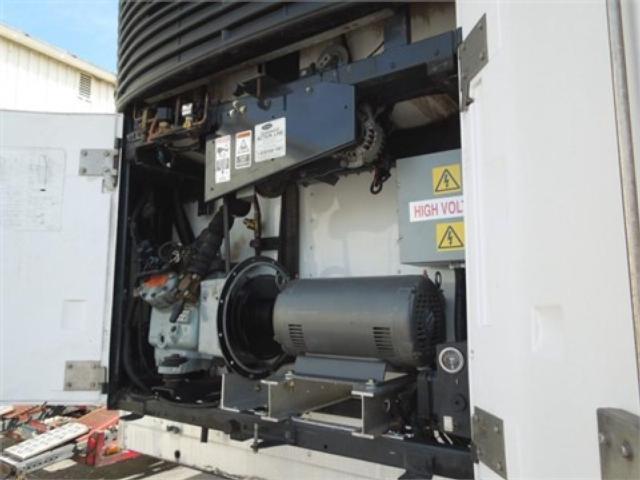 2015 Eru Electric Unit Diesel Tank Reefer Unit Trailer