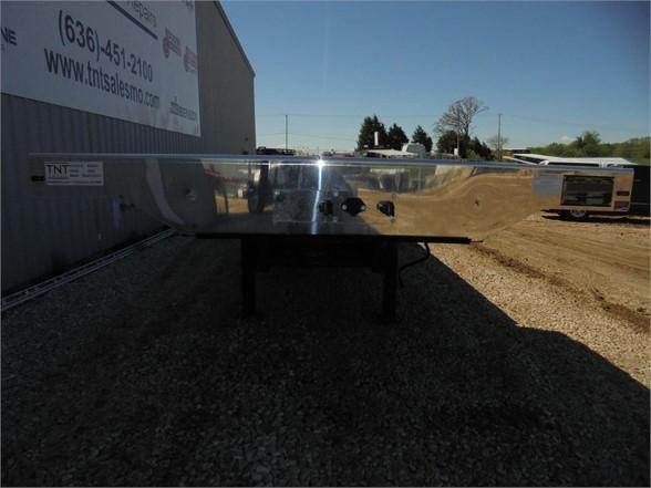 2021 Talbert [qty: 3] 25 ton tri-axle tag trailer