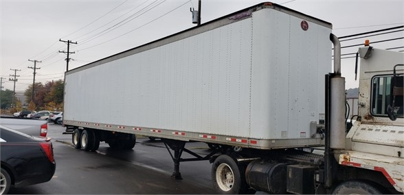 2006 Great Dane dry van - sheet / post