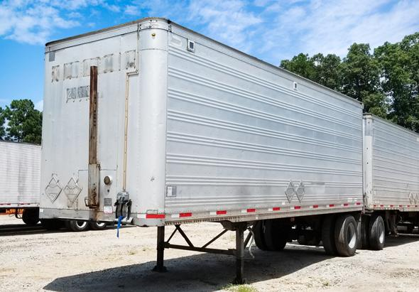 1993 Monon (15) 28x102 pup trailers | ready today