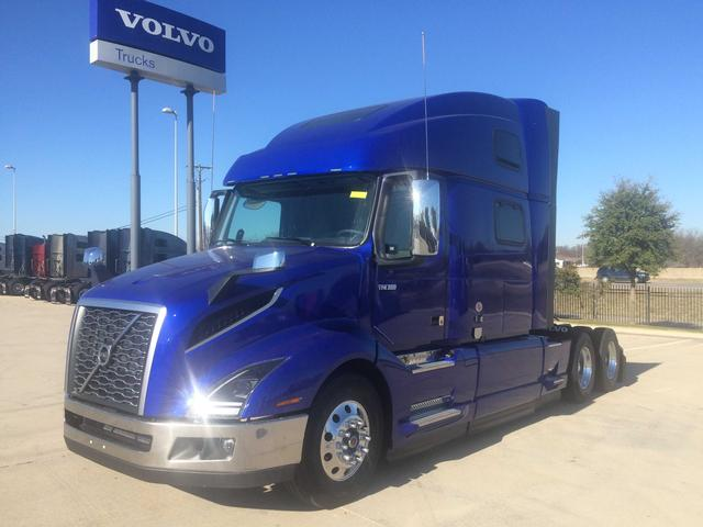 2018 Volvo Vnl64t860 Conventional Sleeper Truck In Dallas