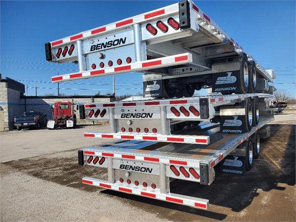 2022 Benson aluminum drop - 53'