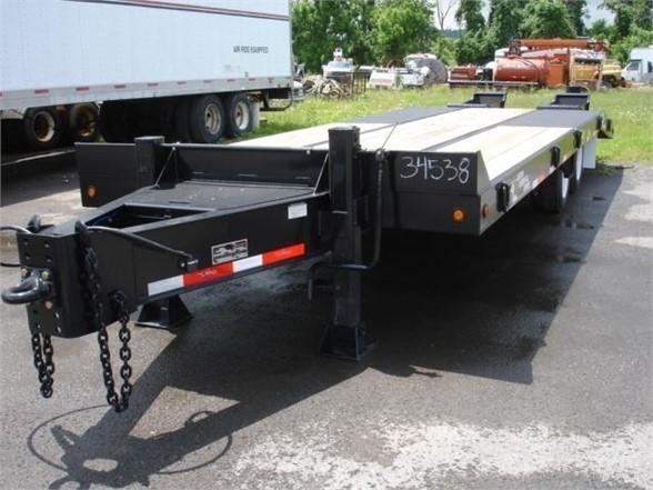 2020 Talbert ac-20- 20 ton tag trailer