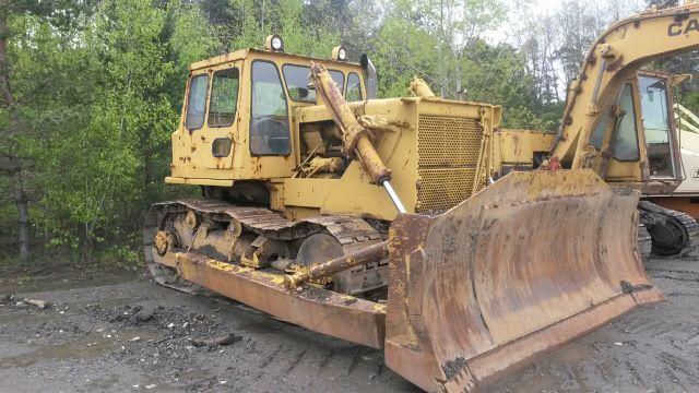 Fiat Allis Dozer Parts : Fiat allis dozer hd dozers crawler tractors