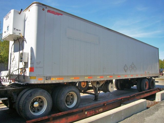 1998 GREAT DANE VAN TRAILER #400613