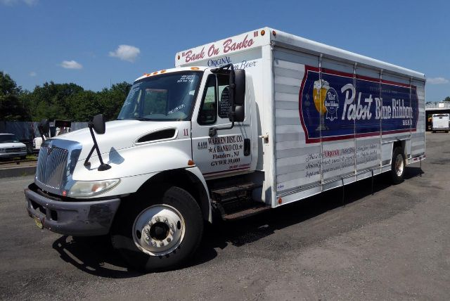 2007 INTERNATIONAL 4400 BEVERAGE TRUCK #521822