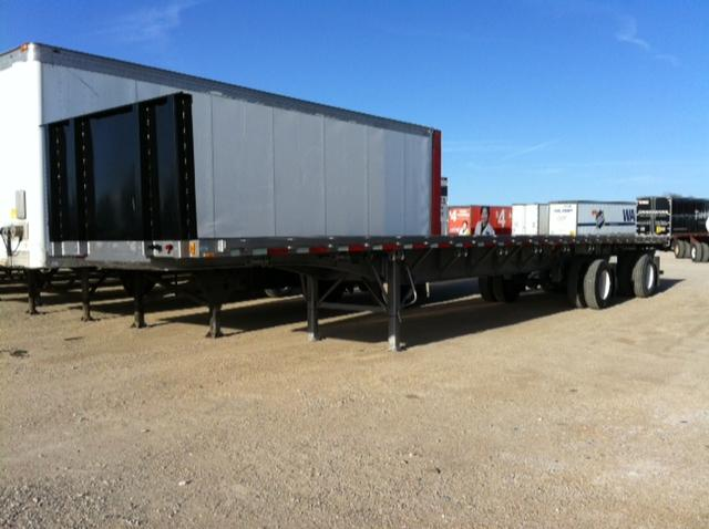 1997 Dorsey Flatbed Trailer In Fort Worth Texas Lone