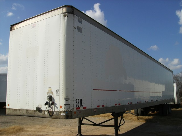 2000 lufkin van trailer in fort worth texas lone for Lone star motors fort worth tx