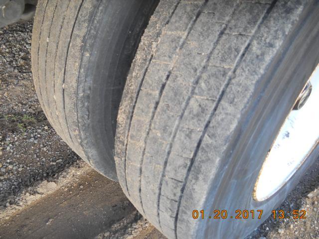 2001 Stoughton 53' dry van w/roll-up door