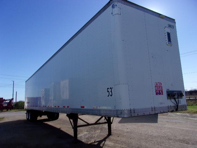 2006 Wabash 53x102 air ride dry van