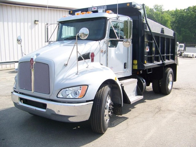 2016 KENWORTH T370 - Dump Truck in Richmond, Virginia ...Kenworth Dump Trucks For Sale In Alabama