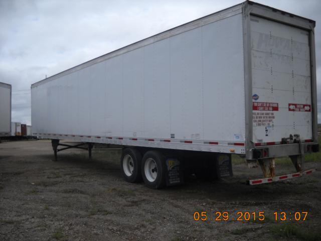 2004 Utility Trailer Van Trailer In Fort Worth Texas