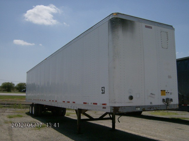 1996 Fruehauf For Sale In Fort Worth Tx Used Semi Trailers