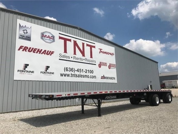 2020 Fontaine (qty: 75) 48x102 infinity combo flatbed