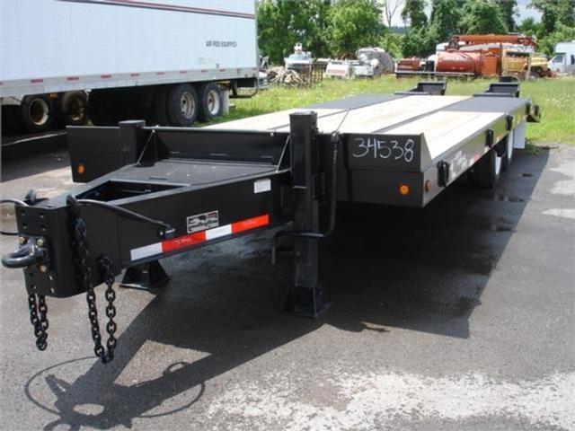 2020 Talbert ac-20 20 ton tag trailer