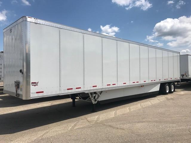 2019 Wabash 53 DPS TMP - Van Trailer in WYOMING, Michigan ...