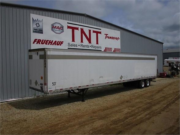 2009 Vanguard National 53x102 dry-van