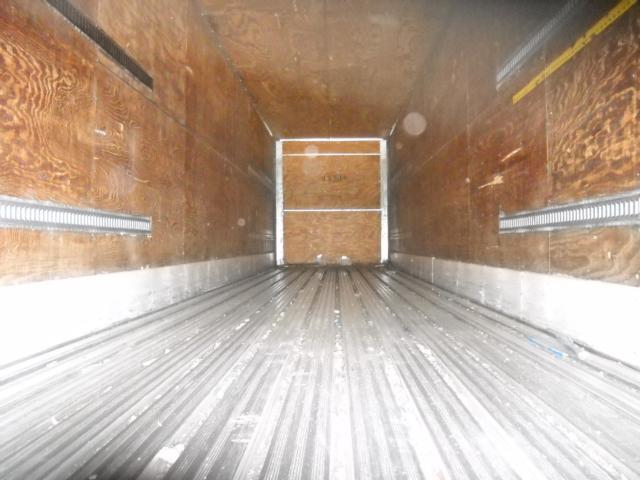 2000 Lufkin 53x102 Spring Ride Roll Up Doors Van Trailer