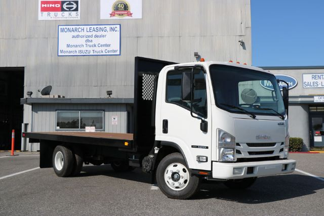 2018 ISUZU NPR 18ft Flatbed - Flatbed Truck in San Jose, California