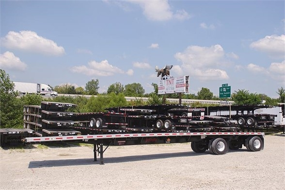2020 Fontaine qty: (50) new fontaine 48 x 102 combo flatbeds!