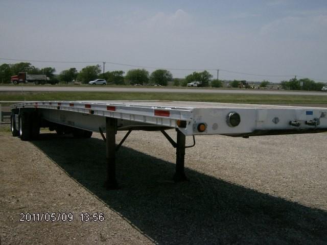 1998 Ravens Fleet Hawk Flatbed Trailer In Fort Worth