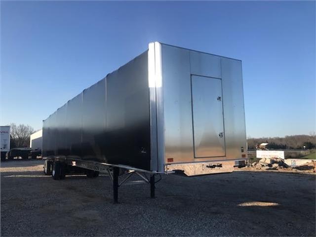 2020 Benson 53x102 524 aluminum flat w/ rear axle slide w/ new