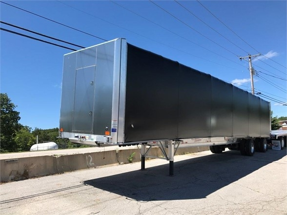 2019 Fontaine 53 x 102 revolution all aluminum flatbeds ca legal