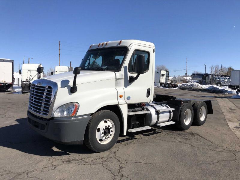 2014 Freightliner CAS125$32,500